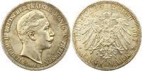 5 Mark 1907  A Preußen Wilhelm II. 1888-1918. Winz. Kratzer, fast Stemp... 95,00 EUR  zzgl. 4,00 EUR Versand