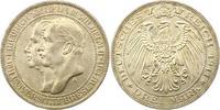 3 Mark 1911  A Preußen Wilhelm II. 1888-1918. Fast Stempelglanz  65,00 EUR  zzgl. 4,00 EUR Versand