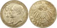 5 Mark 1903  A Sachsen-Weimar-Eisenach Wilhelm Ernst 1901-1918. Winz. K... 245,00 EUR  zzgl. 4,00 EUR Versand