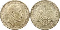 3 Mark 1909  A Schwarzburg-Sondershausen Karl Günther 1880-1909. Schöne... 195,00 EUR  zzgl. 4,00 EUR Versand