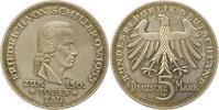 5 Mark 1955  F Münzen der Bundesrepublik Deutschland Mark 1945-2001. Mi... 165,00 EUR  zzgl. 4,00 EUR Versand