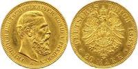 20 Mark Gold 1888  A Preußen Friedrich III. 1888. Vorzüglich +  365,00 EUR kostenloser Versand