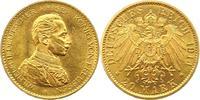 20 Mark Gold 1914  A Preußen Wilhelm II. 1888-1918. Fast Stempelglanz  395,00 EUR kostenloser Versand