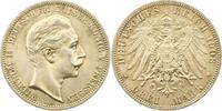2 Mark 1908  A Preußen Wilhelm II. 1888-1918. Prachtexemplar. Fast Stem... 55,00 EUR  zzgl. 4,00 EUR Versand