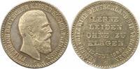 Silbermedaille 1888 Brandenburg-Preußen Friedrich III. 1888. Winz. Krat... 45,00 EUR  zzgl. 4,00 EUR Versand