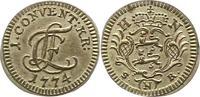 Kreuzer 1774 Hohenlohe-Neuenstein-Öhringen Ludwig Friedrich Karl 1765-1... 75,00 EUR  zzgl. 4,00 EUR Versand