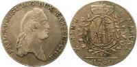 Taler 1780 Sachsen-Albertinische Linie Friedrich August III. 1763-1806.... 135,00 EUR  zzgl. 4,00 EUR Versand