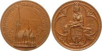 Bronzemedaille 1885 Hamburg, Stadt  Vorzüglich - Stempelglanz  65,00 EUR  zzgl. 4,00 EUR Versand