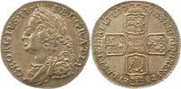 Shilling 1758 Großbritannien George II. 1727-1760. Schöne Patina. Vorzü... 165,00 EUR  zzgl. 4,00 EUR Versand