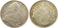 Madonnentaler 1775  A Bayern Maximilian III. Joseph 1745-1777. Fast seh... 50,00 EUR  zzgl. 4,00 EUR Versand