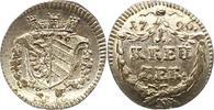 Kreuzer 1796 Nürnberg-Stadt  Minimal angeostete Walze, fast Stempelglanz  35,00 EUR  zzgl. 4,00 EUR Versand