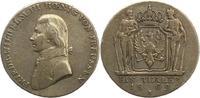 Taler 1809  A Brandenburg-Preußen Friedrich Wilhelm III. 1797-1840. Seh... 175,00 EUR  zzgl. 4,00 EUR Versand