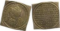 1/4 Talerklippe 1713 Lippe, Grafschaft Friedrich Adolf 1697-1718. Schön... 625,00 EUR kostenloser Versand