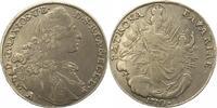 Madonnentaler 1770  A Bayern Maximilian III. Joseph 1745-1777. Sehr sch... 65,00 EUR  zzgl. 4,00 EUR Versand