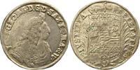 2/3 Taler 1690 Sachsen-Eisenach Johann Georg II. 1686-1698. Winz. Schrö... 165,00 EUR  zzgl. 4,00 EUR Versand
