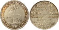 Ausbeute 2/3 Taler 1730 Stolberg-Stolberg Christoph Friedrich und Jost ... 445,00 EUR kostenloser Versand