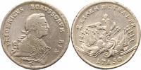 1/2 Taler 1750  A Brandenburg-Preußen Friedrich II. 1740-1786. Fast seh... 85,00 EUR  zzgl. 4,00 EUR Versand