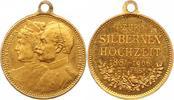 Bronzemedaille 1906 Brandenburg-Preußen Wilhelm II. 1888-1918. Stempelf... 12,00 EUR  zzgl. 4,00 EUR Versand