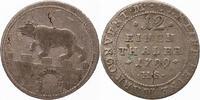 1/12 Taler 1799  HS Anhalt-Bernburg Alexius Friedrich Christian 1796-18... 15,00 EUR  zzgl. 4,00 EUR Versand