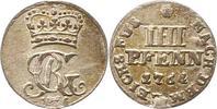 4 Pfennig 1764 Braunschweig-Calenberg-Hannover Georg III. 1760-1820. He... 5,00 EUR  zzgl. 4,00 EUR Versand