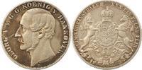 Taler 1863  B Braunschweig-Calenberg-Hannover Georg V. 1851-1866. Kratz... 32,00 EUR  zzgl. 4,00 EUR Versand