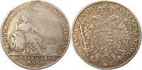 Taler 1761 Nürnberg-Stadt  Fast sehr schön  145,00 EUR  zzgl. 4,00 EUR Versand