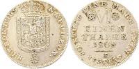 1/6 Taler 1809  B Westfalen, Königreich Hieronymus Napoleon 1807-1813. ... 24,00 EUR  zzgl. 4,00 EUR Versand