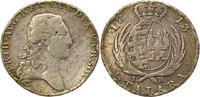1/3 Talar 1813 Sachsen-Albertinische Linie Friedrich August I., als Her... 45,00 EUR  zzgl. 4,00 EUR Versand