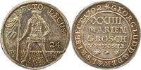 24 Mariengroschen Feinsilber 1702 Braunschweig-Calenberg-Hannover Georg... 115,00 EUR  zzgl. 4,00 EUR Versand