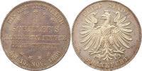 Taler 1859 Frankfurt-Stadt  Schöne Patina. Vorzüglich +  115,00 EUR  zzgl. 4,00 EUR Versand