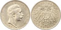 2 Mark 1908  A Preußen Wilhelm II. 1888-1918. Vorzüglich  20,00 EUR  zzgl. 4,00 EUR Versand