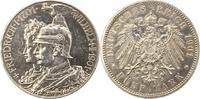 5 Mark 1901 Preußen Wilhelm II. 1888-1918. Berieben, sehr schön - vorzü... 60,00 EUR  zzgl. 4,00 EUR Versand