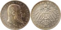 5 Mark 1893  F Württemberg Wilhelm II. 1891-1918. Winz. Randfehler, seh... 40,00 EUR  zzgl. 4,00 EUR Versand