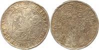 Taler 1600 Sachsen-Albertinische Linie Christian II. und seine Brüder u... 365,00 EUR kostenloser Versand
