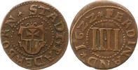 4 Pfennig 1622 Paderborn-Stadt  Sehr schön  35,00 EUR  zzgl. 4,00 EUR Versand