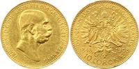 10 Kronen Gold 1908 Haus Habsburg Franz Joseph I. 1848-1916. Sehr schön... 155,00 EUR  zzgl. 4,00 EUR Versand