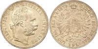 Gulden 1879 Haus Habsburg Franz Joseph I. 1848-1916. Fast Stempelglanz  32,00 EUR  zzgl. 4,00 EUR Versand