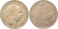 Gulden 1882 Haus Habsburg Franz Joseph I. 1848-1916. Schöne Patina. Fas... 45,00 EUR  zzgl. 4,00 EUR Versand