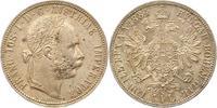 Gulden 1884 Haus Habsburg Franz Joseph I. 1848-1916. Winz. Fleck, fast ... 22,00 EUR  zzgl. 4,00 EUR Versand