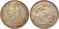 Crown 1887 Großbritannien Victoria 1837-1901. Schöne Patina. Vorzüglich... 75,00 EUR  zzgl. 4,00 EUR Versand