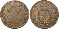 8 Reales 1793  FM Mexiko Carlos IV. 1789-1808. Schöne Patina. Sehr schö... 135,00 EUR  zzgl. 4,00 EUR Versand