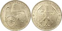 3 Mark 1929  A Weimarer Republik  Vorzüglich  115,00 EUR  zzgl. 4,00 EUR Versand