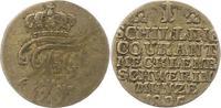 Schilling 1805 Mecklenburg-Schwerin Friedrich Franz I. 1785-1837. Sehr ... 10,00 EUR  zzgl. 4,00 EUR Versand