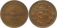 Sechsling 1850 Schleswig-Holstein-Königliche Linie Unter Statthaltersch... 15,00 EUR  zzgl. 4,00 EUR Versand