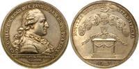 Silbermedaille 1787 Braunschweig-Wolfenbüttel Karl Wilhelm Ferdinand 17... 295,00 EUR kostenloser Versand