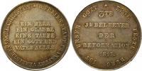 Silbermedaille 1817 Frankfurt-Stadt  Vorzüglich - Stempelglanz  125,00 EUR  zzgl. 4,00 EUR Versand