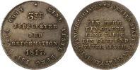 Silberabschlag von den Stempeln des Duka 1817 Frankfurt-Stadt  Schöne P... 65,00 EUR  zzgl. 4,00 EUR Versand
