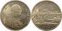 Taler 1754 Regensburg-Stadt  Winz. Kratzer, vorzüglich +  525,00 EUR kostenloser Versand