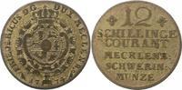 12 Schilling 1774 Mecklenburg-Schwerin Friedrich 1756-1785. sehr schön  34,00 EUR  zzgl. 4,00 EUR Versand