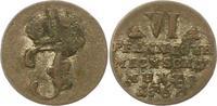 6 Pfennig 1767 Mecklenburg-Schwerin Friedrich 1756-1785. Sehr schön  14,00 EUR  zzgl. 4,00 EUR Versand